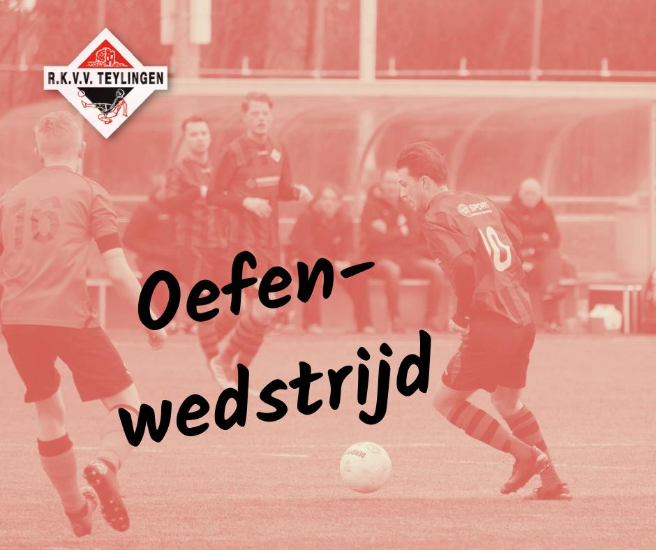 FC Lisse O23 - Teylingen 1